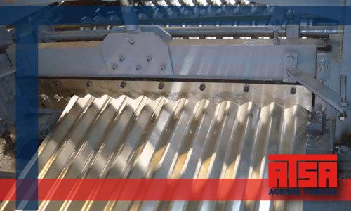 Lámina de acero Galvanizado O30