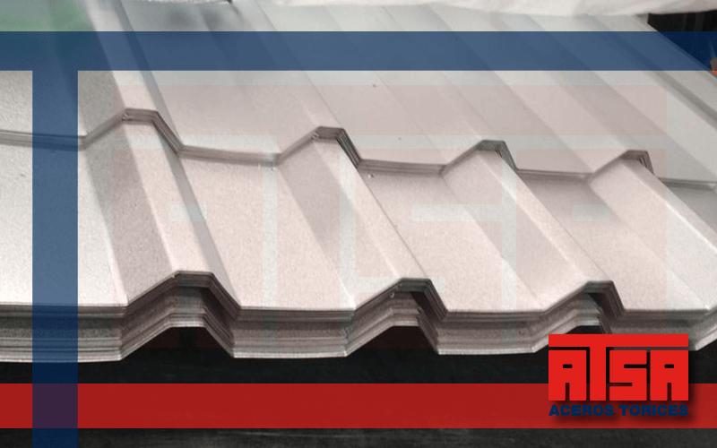 Lámina de acero Zintroalum R72