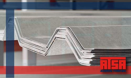 Lámina de acero Galvanizado zintro R72