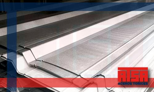 Venta de lámina económica de acero Galvanizado RN100-35