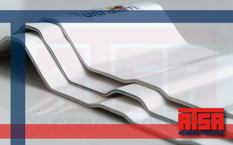 Láminas termoacusticas de PVC