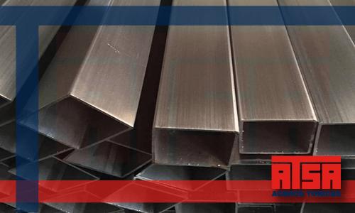 Perfil PTR de acero