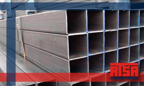HSS de acero estructural