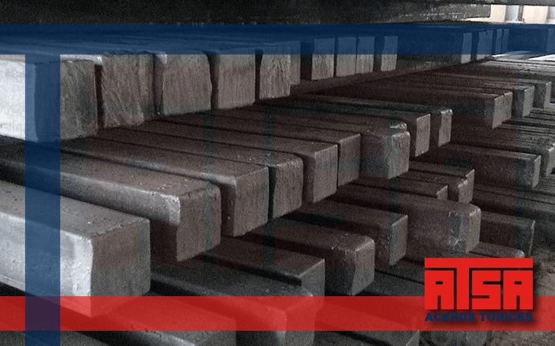Perfiles comerciales de acero; venta de cuadrados macizos al mejor precio.