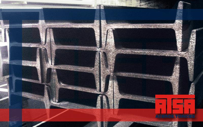 Perfiles de acero estructural; venta al mejor precio.