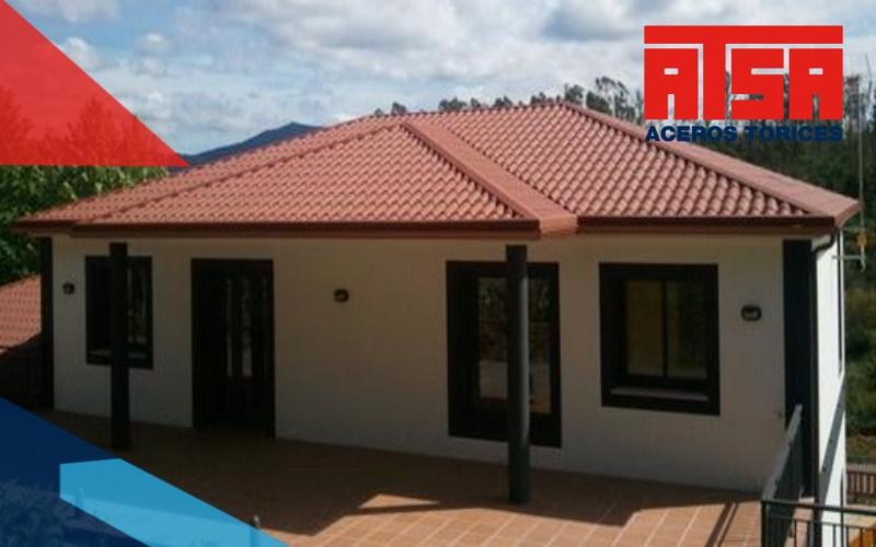 La galvateja es una opción alterna a la instalación de tejas blandas, pues este producto está hecho de un material más fuerte.