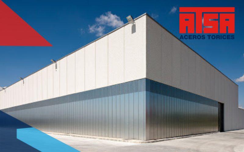 Un panel Superwall es un producto de acero que cuenta con la habilidad para ser colocado en múltiples fachadas.